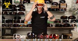 Jak vybrat brýle na lyže