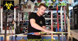 Jak vybrat běžecké lyže - délka lyží, šupiny